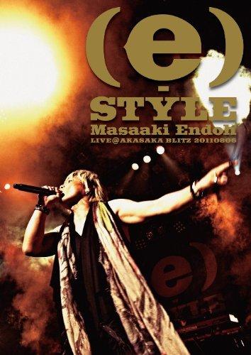 (e)-STYLE LIVE TOUR LIVE DVD